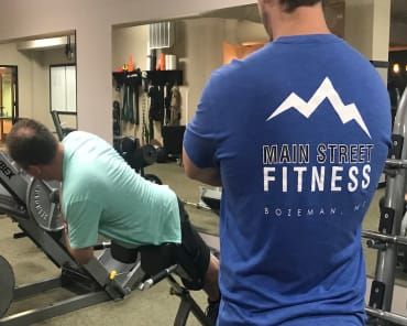 Personal Training near Bozeman