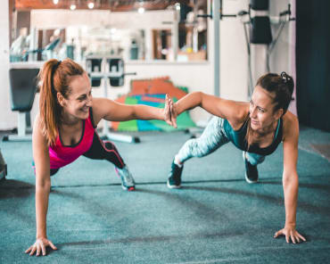 group fitness classes Casper
