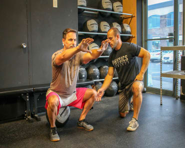Personal Training in Orleans - Physics CrossFit