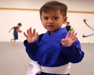Kids Martial Arts near McAllen