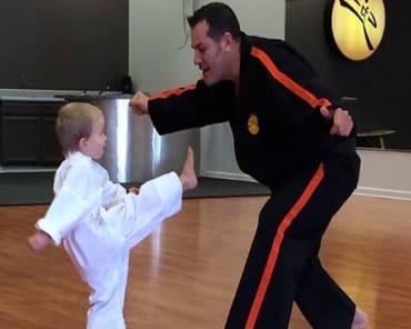 Kids Taekwondo near Fort Wayne