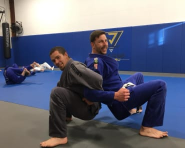 Private Training in Vancouver - Emerge Jiu Jitsu