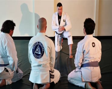 Private Training in Warren - Team Bundy Gracie Jiu-Jitsu