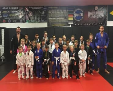 Kids Martial Arts in North Richland Hills - Fitness Fight Factory