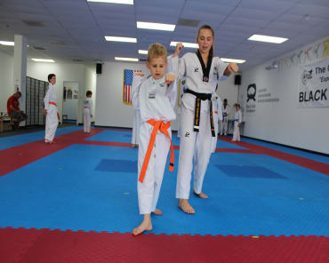 Kids Martial Arts in Woodstock - The ONE Taekwondo Center