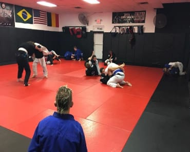Brazilian Jiu Jitsu  in North Richland Hills - Fitness Fight Factory