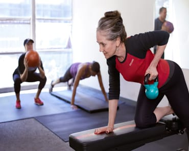 Small Group Fitness in Oakland - Next Level Personal Fitness Systems