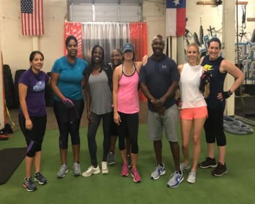 Small Group Fitness in Houston - Body By U Fit