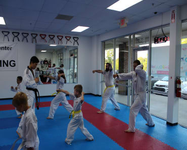 Family Martial Arts  in Woodstock - The ONE Taekwondo Center