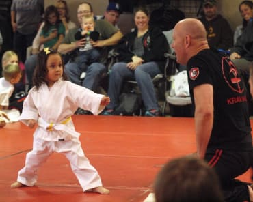 Kids Martial Arts in Kansas City - Self Defense Global