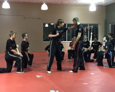 Krav Maga in Kansas City - Self Defense Global