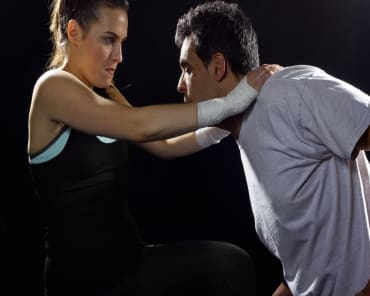 Self Defense in Manteca - Kicks Self Defense & Fitness