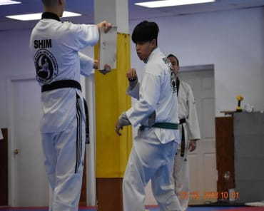 Teen and Adult Martial Arts in Elizabeth - Shim's Martial Arts Academy