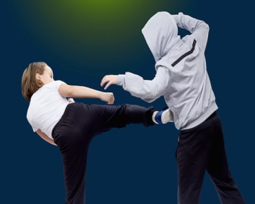 Kids Martial Arts in Layton - Fortified Krav Maga