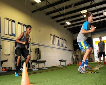 Small Group Performance Training in Winter Garden - Total Athlete Training