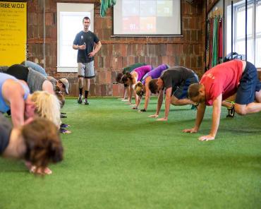 Fitness Training near Wayne