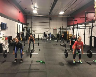 Group Fitness in Omaha - CrossFit Solaria