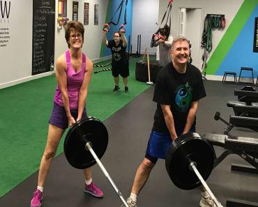 Strength Training near Washington