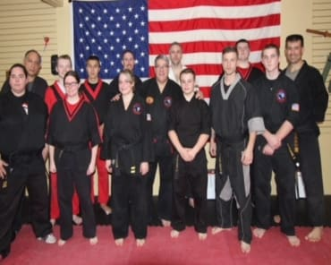Teen and Adult Martial Arts in Whitman - The TAMA Dojo