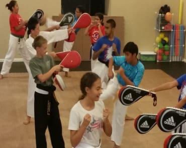 Kids Taekwondo Dublin