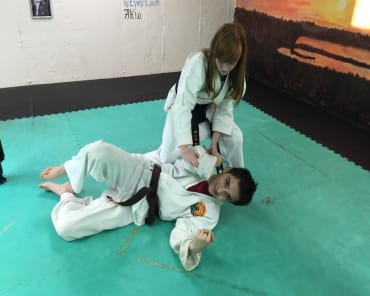 Teen Martial Arts in Rocky Hill - New England Rendokan