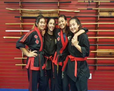 Teen Martial Arts in Stockton - Apex Martial Arts Academy