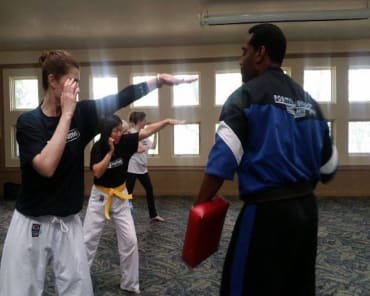 Kids Martial Arts near Potomac