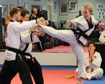 Teen and Adult Martial Arts in Edwardsville - Grogan's Academy Of Martial Arts