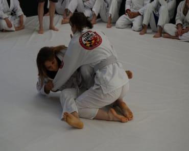 Kids Brazilian Jiu Jitsu near Annapolis