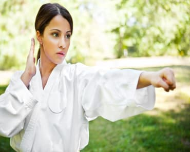 Womens Martial Arts in Camberley - Pil Sung Do Martial Arts