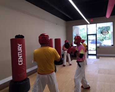 Adult Martial Arts  in Mandeville - Northshore Taekwondo