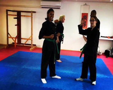 Adult Martial Arts in Wandsworth - BMS WooShoo