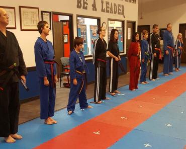 Adult Karate in San Antonio - Talamantez Karate