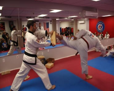 Kids Martial Arts Waterbury