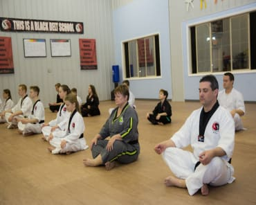 Adult Martial Arts in Dover - Dover Dragons Tae Kwon Do