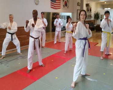 Adult Martial Arts in Midtown Manhattan - International Martial Arts Center