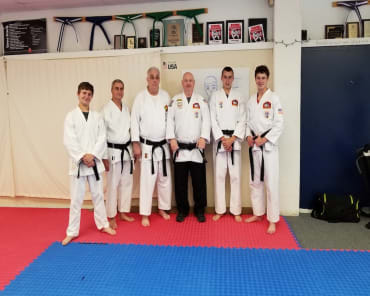 Adult Martial Arts in Edinboro - Edinboro Family Martial Arts