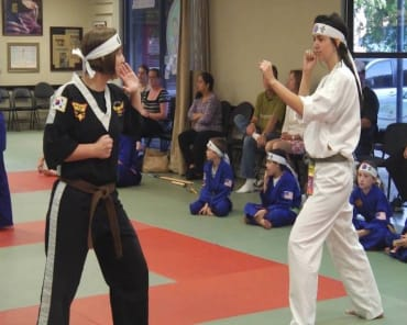 Adult Martial Arts in Chico - Azad's Martial Arts Center