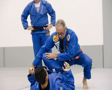 Adult Martial Arts  in Southeast Houston - Grappling Zone