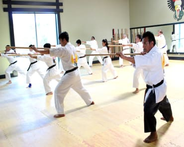 Adult Martial Arts in Oceanside - Champion Eyes