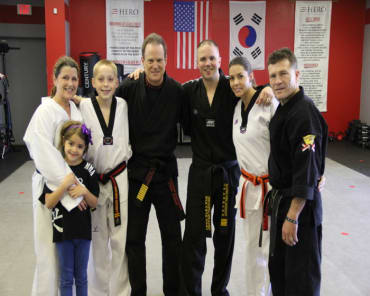 Adult Martial Arts in Spring - HERO Martial Arts Academy