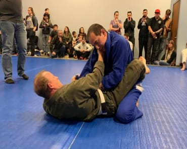 Brazilian Jiu Jitsu in Parker County - Epic Fight & Fitness Academy