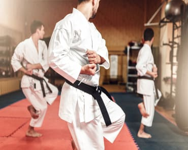 Adult Martial Arts in Jonesboro - Joey Perry Martial Arts Academy