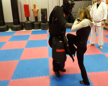 Adult Martial Arts in Kaiserslautern - Loveless Academy of Karate & Kobudo