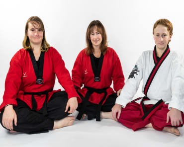 Adult Martial Arts in West Jordan - Leadership Taekwondo