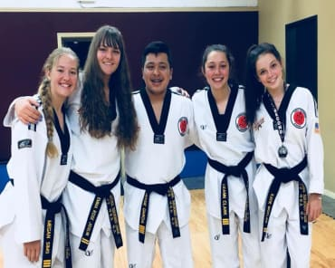 Family Martial Arts in Natomas - Natomas Academy - Family Taekwondo