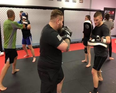 Adult Martial Arts in Kingsport - Bushido Mixed Martial Arts