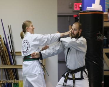 Kids Martial Arts near Newark