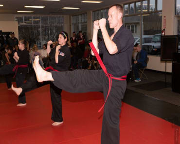 Kids Martial Arts near Liverpool