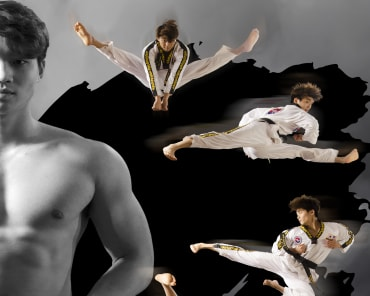 Adult Martial Arts  in Shoreview - Lee's Champion Taekwondo Academy